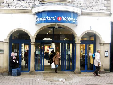 Westmorland Shopping Centre becomes a concert venue