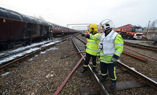 Rail services between Lake District and Manchester set to return to normal after Salford train derailment