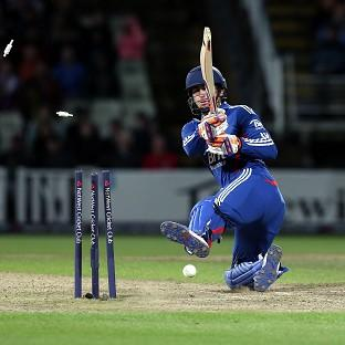 Craig Kieswetter has struggled to make his mark in England's one-day team