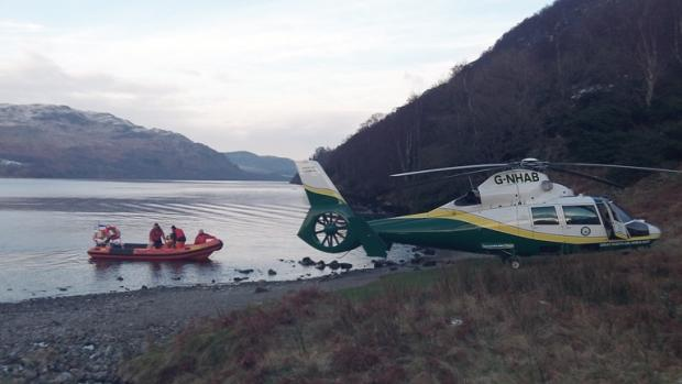 Epileptic woman, 23, flown to hospital after collapsing in Lake District