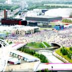 The Westmorland Gazette: GOLD STANDARD The Olympic Park designed by John Hopkins