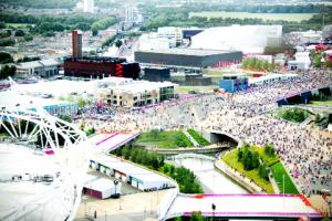 Great Harwood Olympic 2012 architect dies aged 59