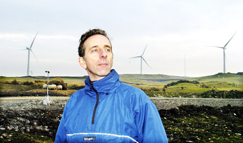 Phil Dyke, development director at Banks Renewables