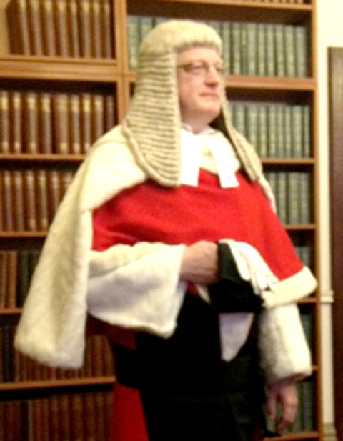 Mark Turner QC