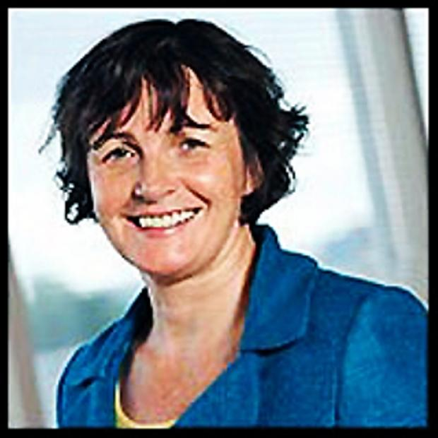 Ex-SFO boss Phillippa Williamson