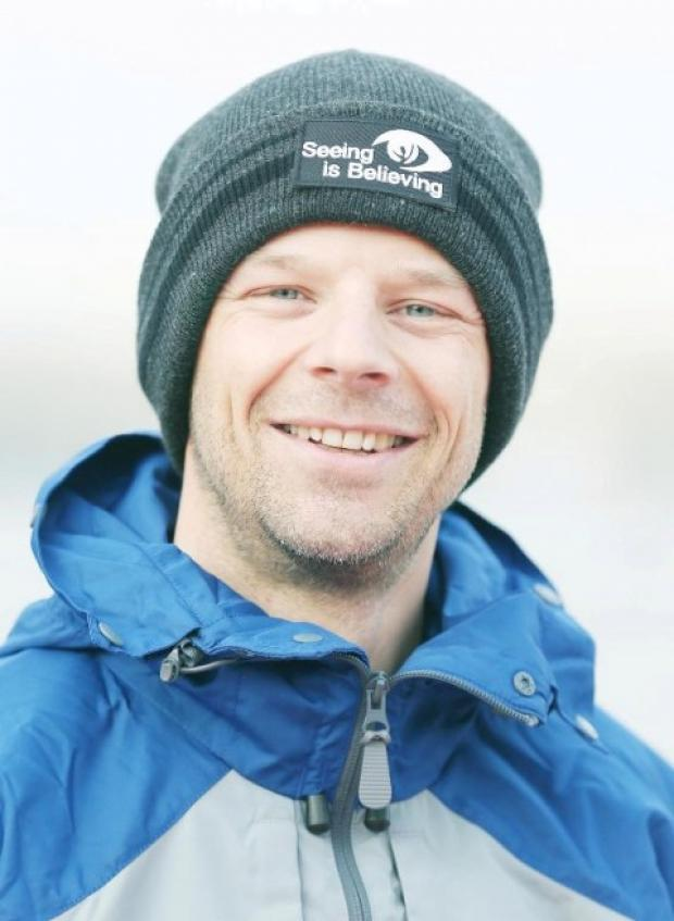 Cumbrian doctor all set to brave freezing conditions for charity