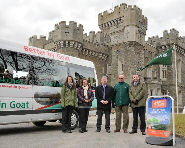 Wray Castle to open again after being given a facelift
