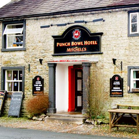 The Punch Bowl, Low Bentham