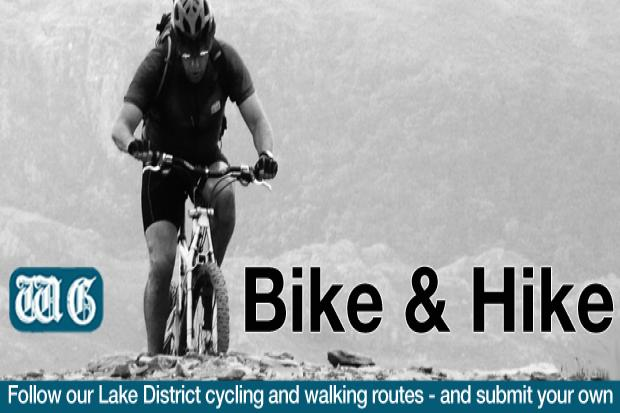 Smart new way to explore the Lakes with our Bike & Hike webpage