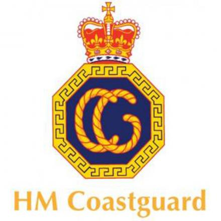 Local rescuers alerted by Coastguard