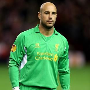 Pepe Reina is determined to secure a place in Spain's World Cup squad