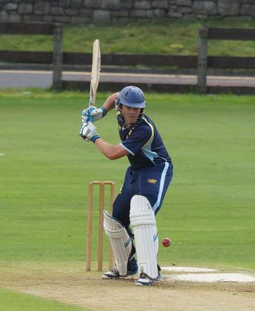 Netherfield skipper Marc Brown intent on leading from the front and delivering a successful Parkside Road summer