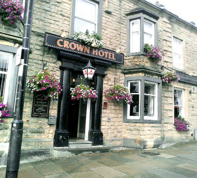 Pub of the week: The Crown Hotel, Colne