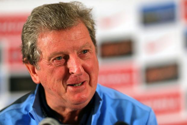 The Westmorland Gazette: RELAXED AND CONFIDENT: England head coach Roy Hodgson is sure qualification will be achieved