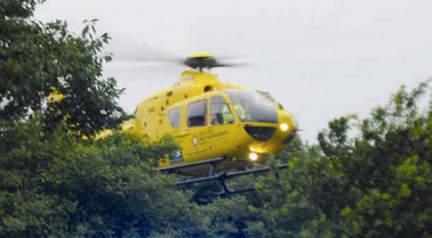 North West Air Ambulance Charity appeals for 'inspirational' stories from supporters