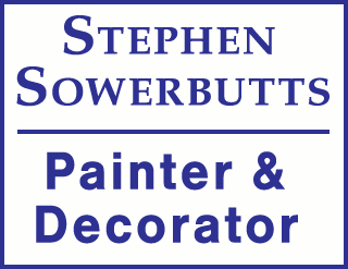 Stephen Sowerbutts Painter & Decorator