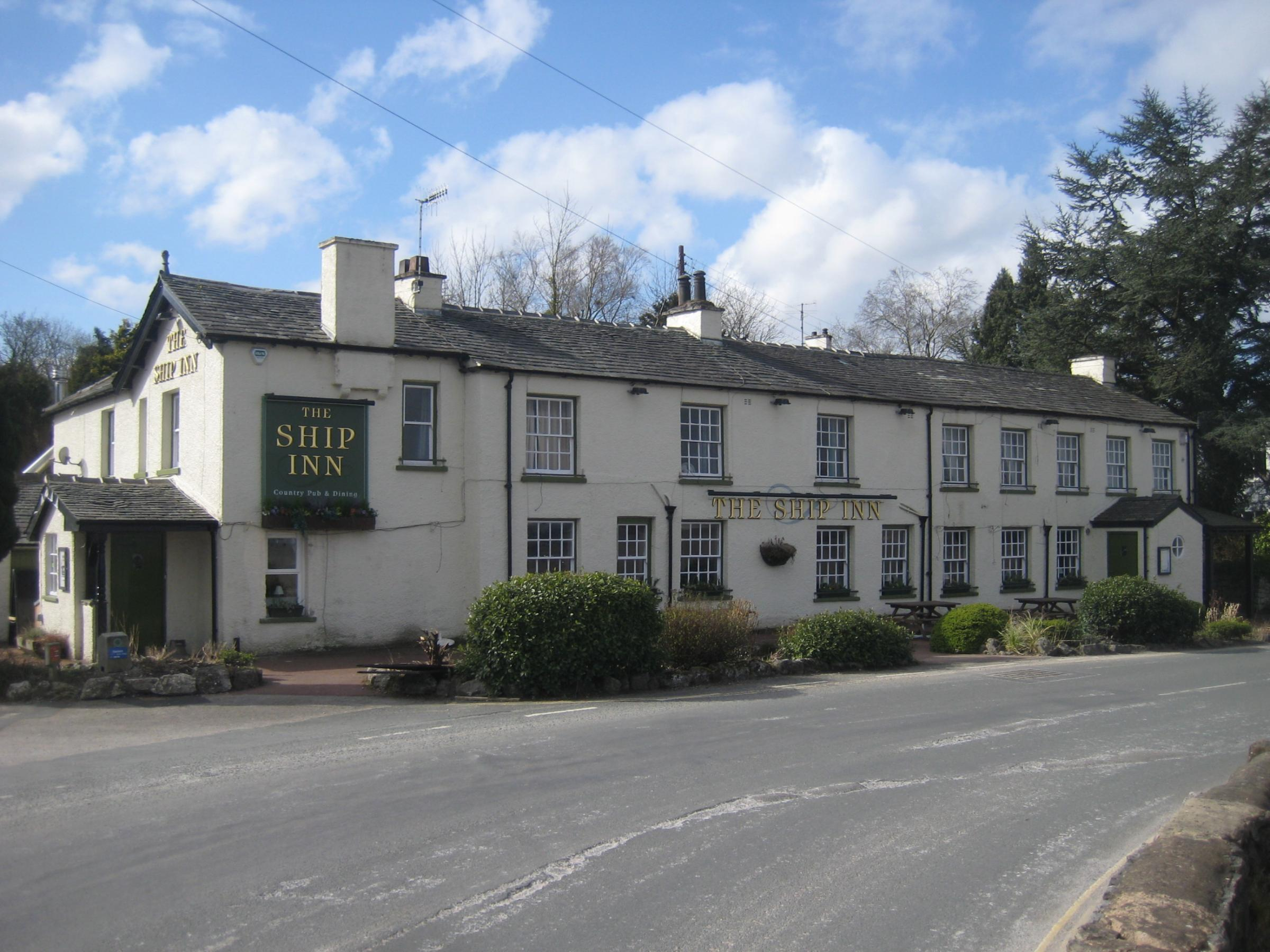HISTORIC: The Ship Inn