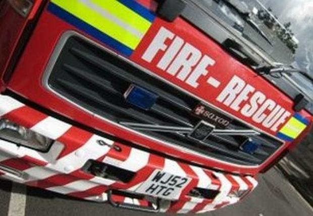 Windermere house fire extinguished by two crews