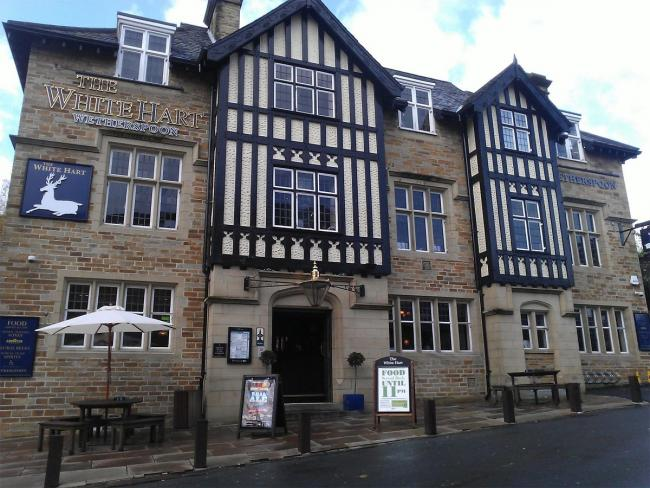 PUB OF THE WEEK: The White Hart, Todmorden