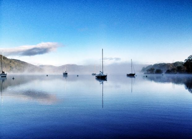 Places still available for free guided Windermere canoe trip