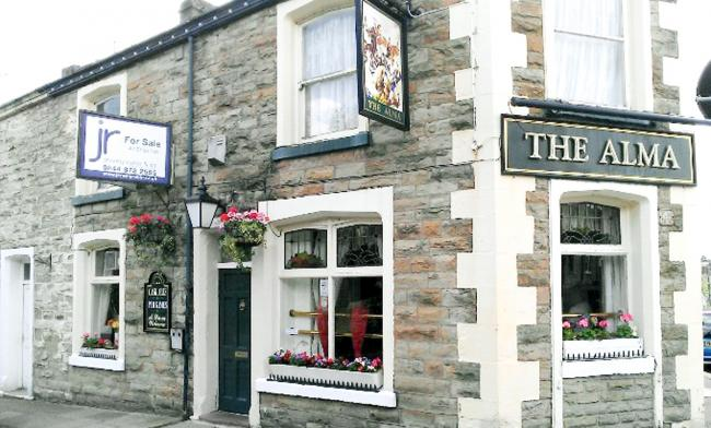PUB OF THE WEEK: Alma Inn, Padiham