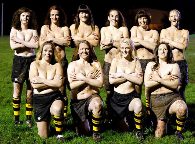 Topless Rugby