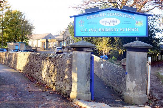 Burton-in-Lonsdale school threatened with closure for second time in six months