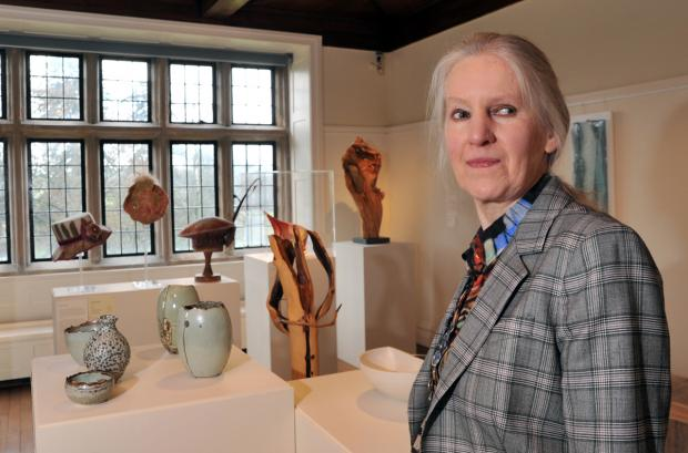Diana Matthews, the driving force behind Collect Cumbria