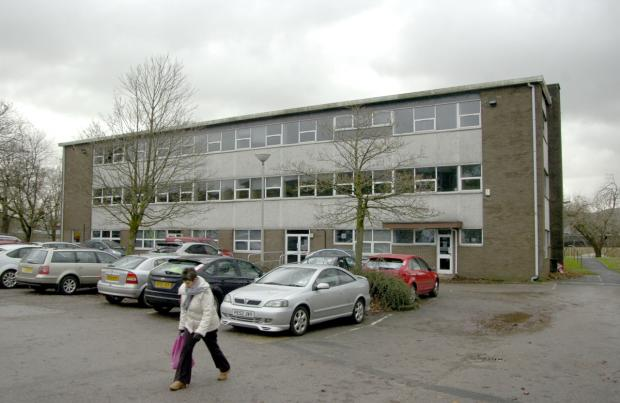 The Condor Building at Busher Walk