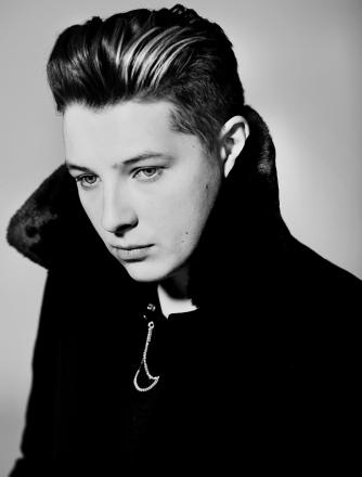 Settle singer John Newman is running for a Brit Award
