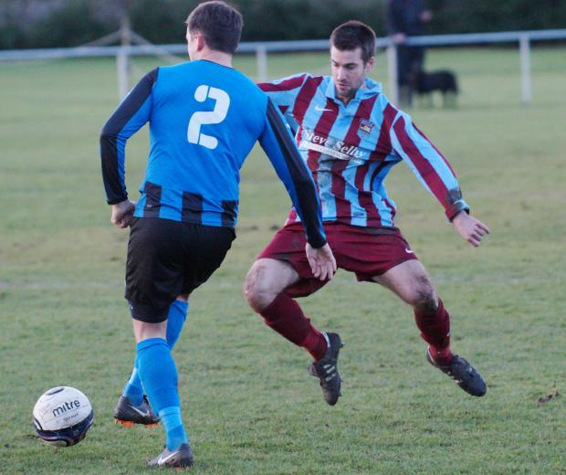 Askam United beat rivals Kendal County to extend lead at West Lancashire Football League Division Two summit