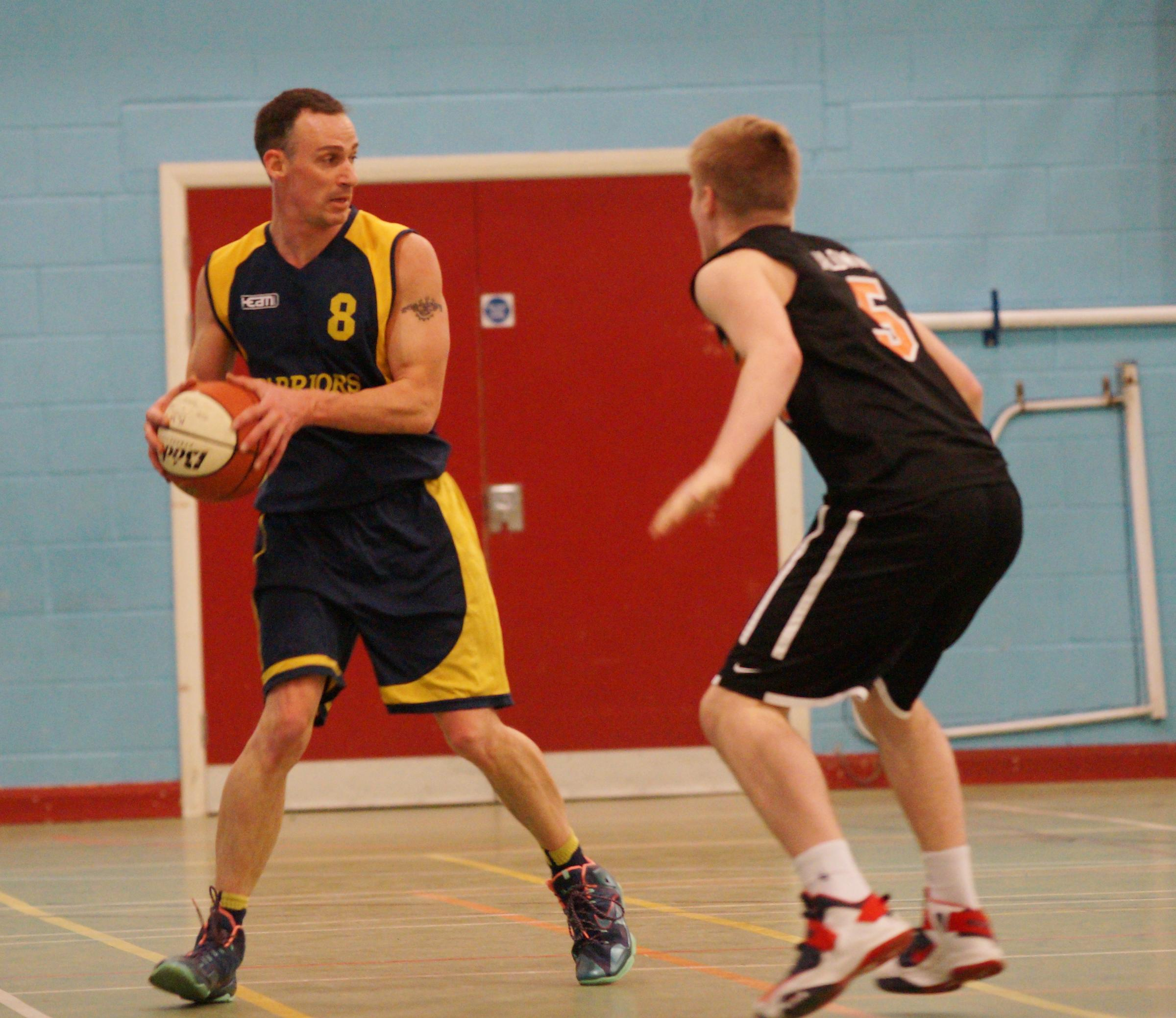 Basketball: Preston prove too much for Kendal in National Founders Cup