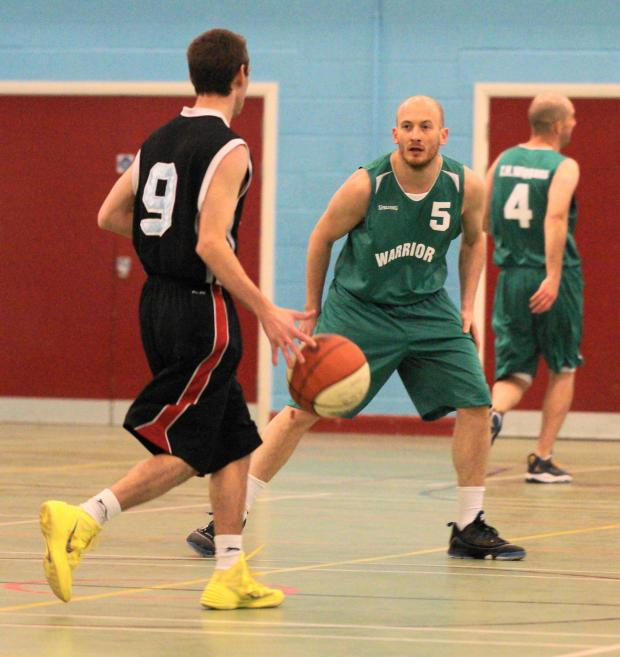 The Westmorland Gazette: Basketball: Warriors bounce back from cup exit with win against Cumbrian rivals