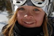Olympian: Kendal Snowsports Club's Emma Lonsdale