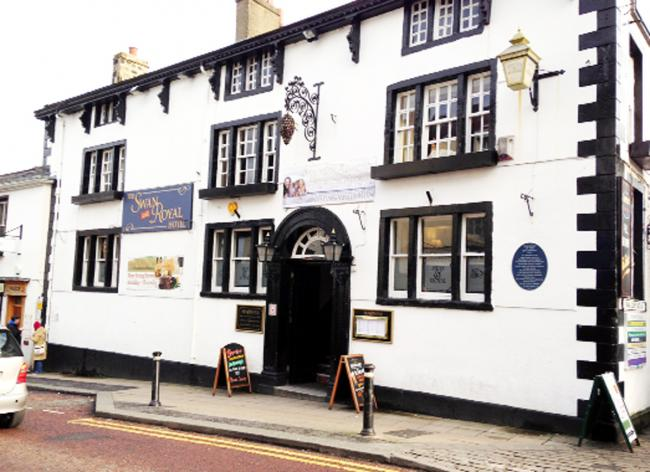 PUB OF THE WEEK: Swan and Royal, Clitheroe