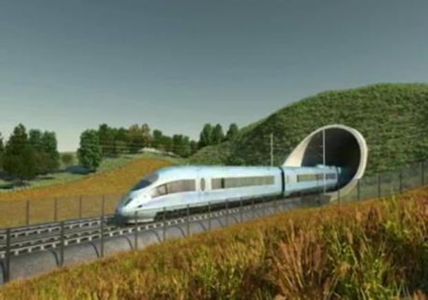 High Speed Rail 2 advocate to address meeting of Cumbria Railways Association
