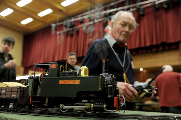 Miniature model railway enthusiasts flock to Kendal Model Railway annual exhibition