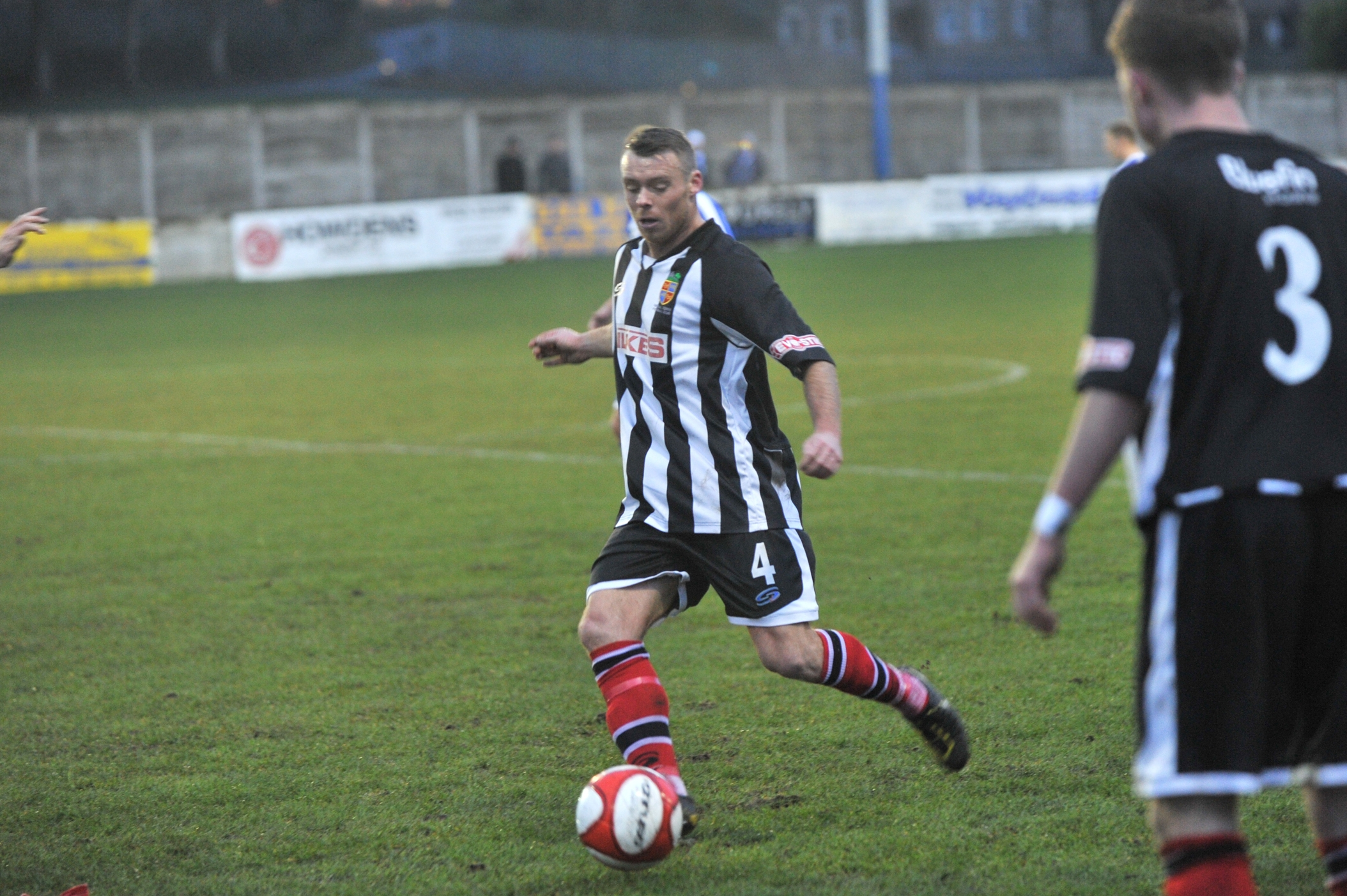 Former Preston North End midfielder Warren Beattie talks of his eventful Kendal Town season