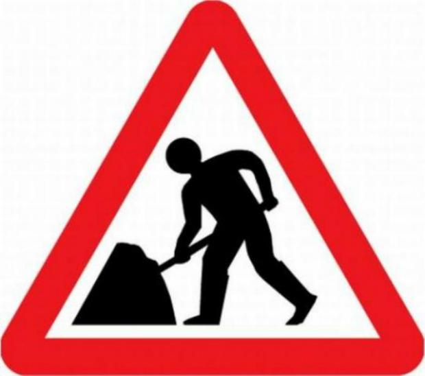 Lane closures for overnight central barrier work along M6 between Shap and Penrith