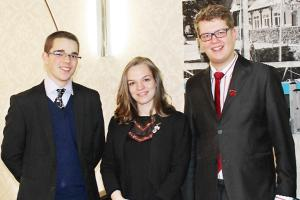 Windermere trio offered Oxbridge places