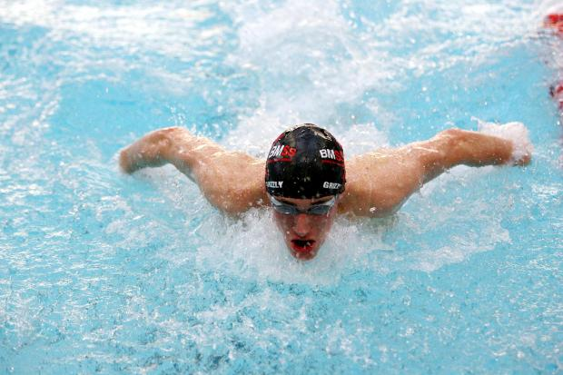 Final set of swimming club championships take place at Lakes Leisure Centre