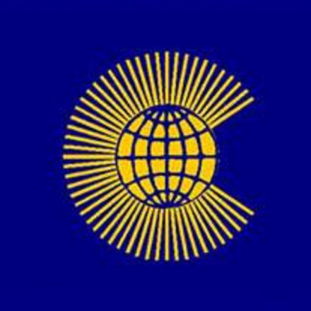 Commonwealth Flag raised in Kendal