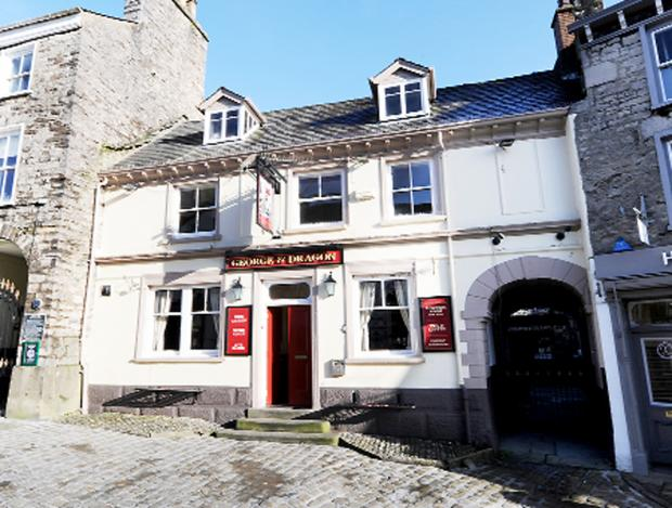 The George and Dragon at Kendal