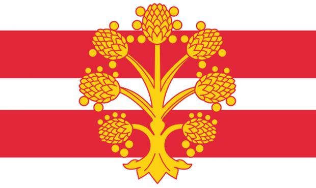 The Westmorland flag