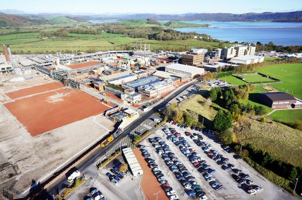 GSK at Ulverston