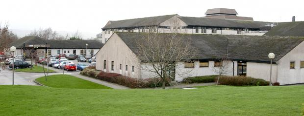 Westmorland General Hospital is the HQ for the UHMBT
