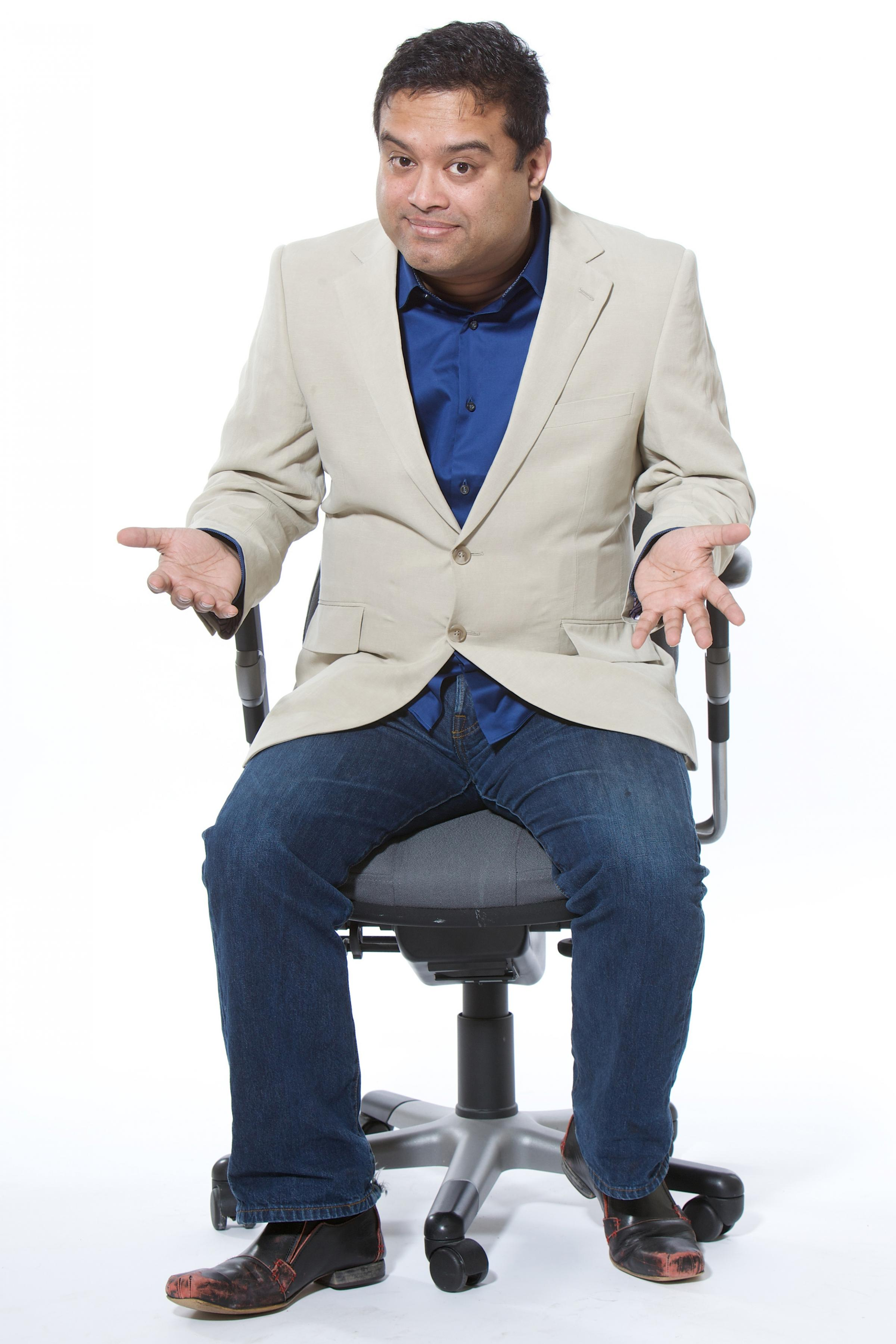 Just what the Doctor ordered - The Chase star and stand-up comedian Paul Sinha looks ahead to Kendal show