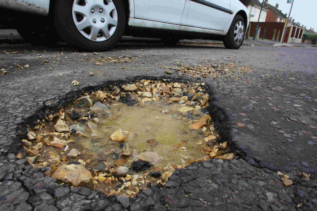 Cumbria County Council awarded extra Government cash to repair weather damaged roads