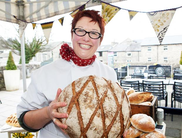 There was plenty to smile about at last year's Kendal Festival of Food