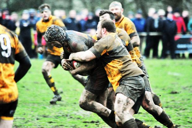 Importance of finishing season on a high not last on Kendal RUFC stalwart Garry Holmes